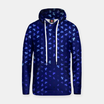 Thumbnail image of capricorn zodiac sign pattern std Hoodie, Live Heroes