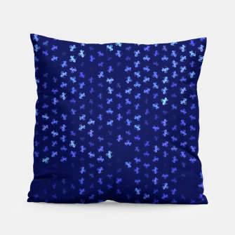 capricorn zodiac sign pattern std Pillow miniature