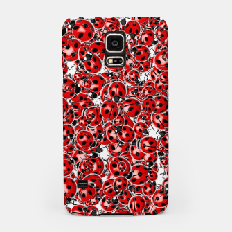 Thumbnail image of Ladybug Love Samsung Case, Live Heroes