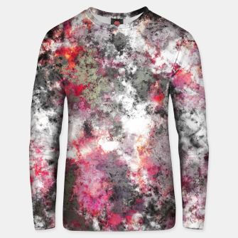 Thumbnail image of Frosty pink Unisex sweater, Live Heroes