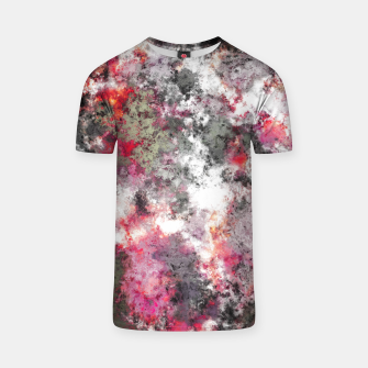 Thumbnail image of Frosty pink T-shirt, Live Heroes