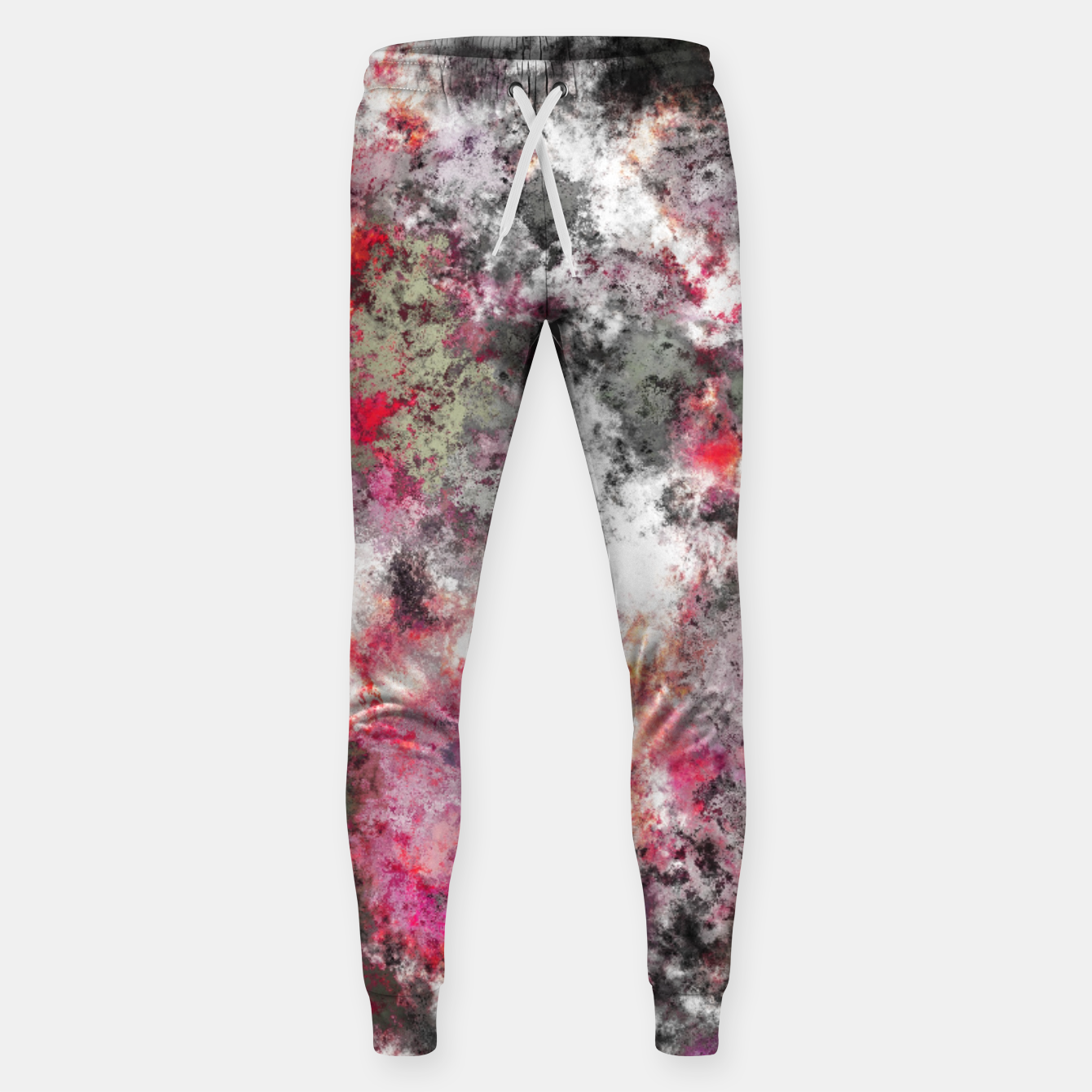 Image of Frosty pink Sweatpants - Live Heroes