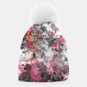 Thumbnail image of Frosty pink Beanie, Live Heroes