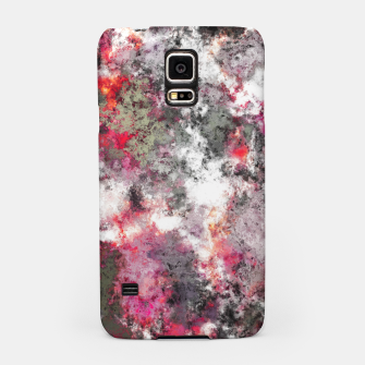 Thumbnail image of Frosty pink Samsung Case, Live Heroes