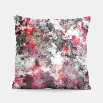 Thumbnail image of Frosty pink Pillow, Live Heroes