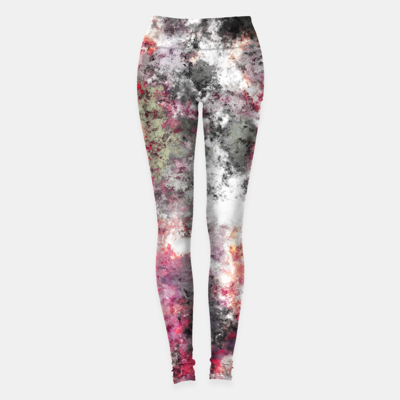 Image of Frosty pink Leggings - Live Heroes