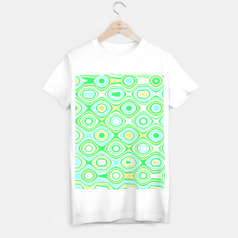 Thumbnail image of Asymmetry collection: the green forest  T-shirt regular, Live Heroes