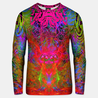 Thumbnail image of Meditation Vertigo Unisex sweater, Live Heroes