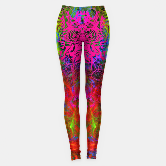 Thumbnail image of Meditation Vertigo Leggings, Live Heroes