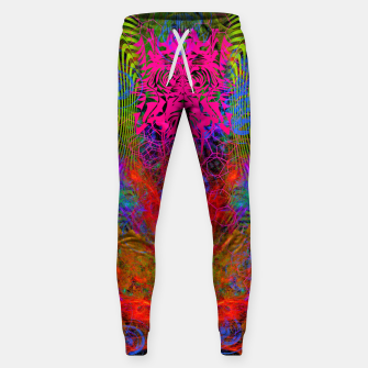 Thumbnail image of Meditation Vertigo Sweatpants, Live Heroes