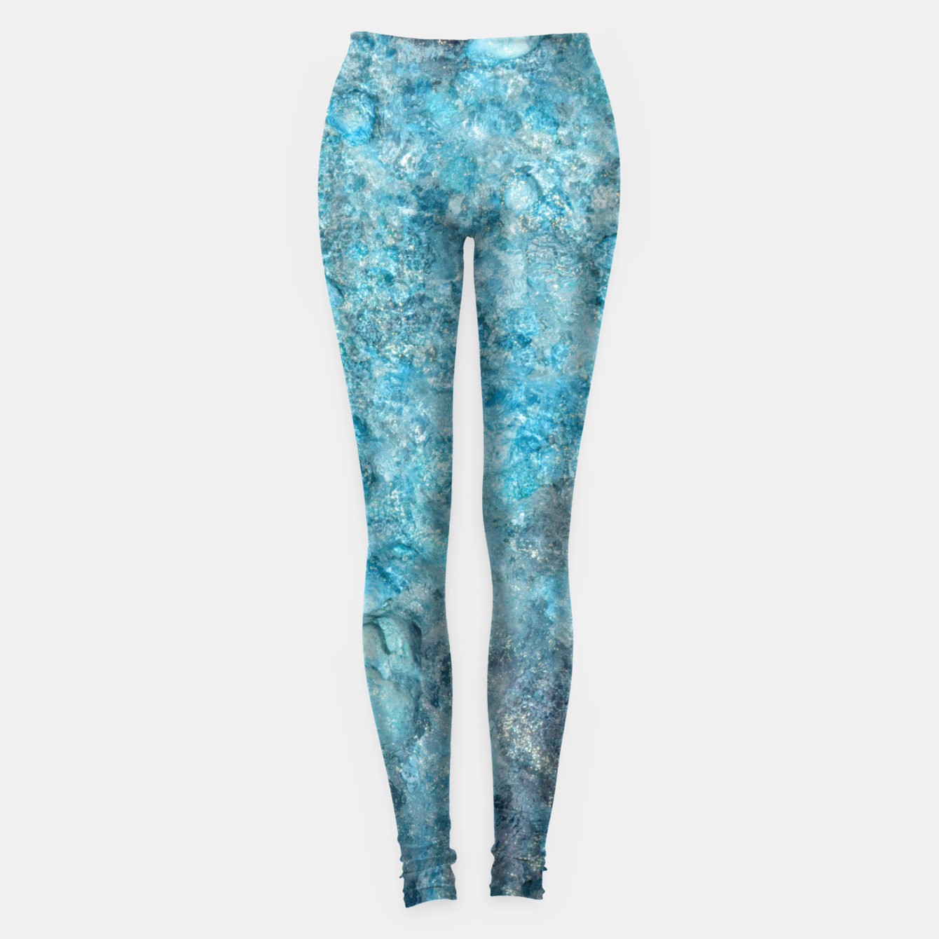 Image of Ice cold water Leggings - Live Heroes