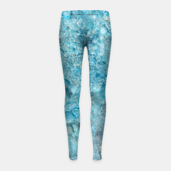 Thumbnail image of Ice cold water Kinder-Leggins, Live Heroes