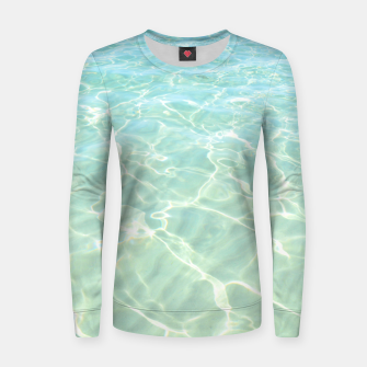 Thumbnail image of All Clear Women sweater, Live Heroes