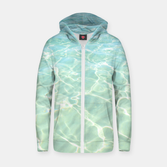 Thumbnail image of All Clear Zip up hoodie, Live Heroes