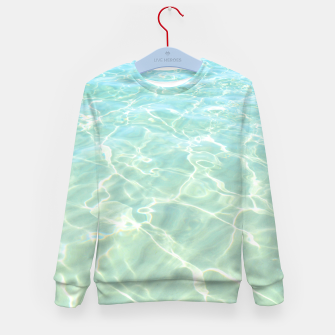 Thumbnail image of All Clear Kid's sweater, Live Heroes
