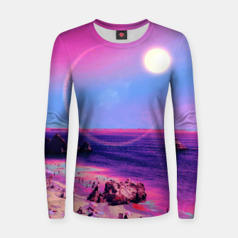 Thumbnail image of Solstice Women sweater, Live Heroes
