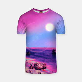Thumbnail image of Solstice T-shirt, Live Heroes