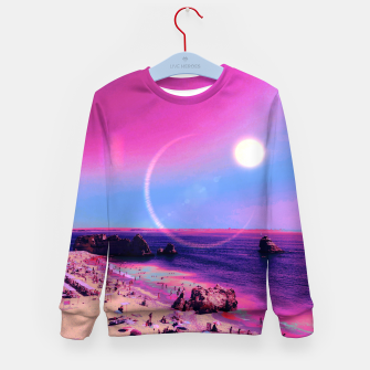 Thumbnail image of Solstice Kid's sweater, Live Heroes