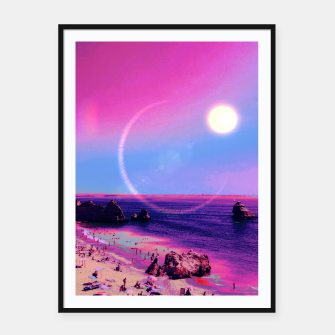 Thumbnail image of Solstice Framed poster, Live Heroes
