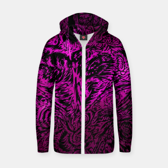 Thumbnail image of Madness of Love Zip up hoodie, Live Heroes