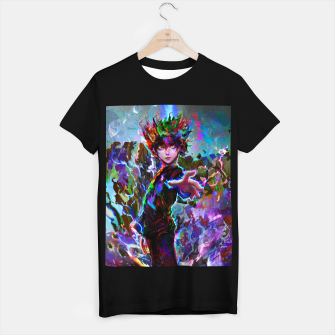 Thumbnail image of mob psycho 100 T-shirt regular, Live Heroes