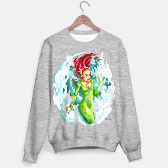 Queen of the sea Sweater regular obraz miniatury