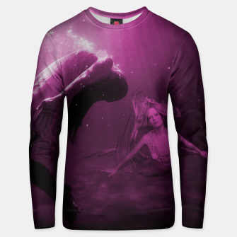 Miniatur Drowning Unisex sweater, Live Heroes