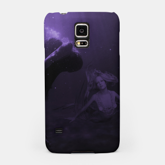 Miniatur Drowning Samsung Case, Live Heroes