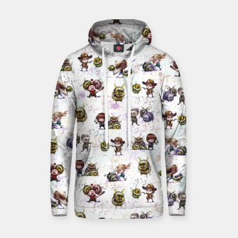 Thumbnail image of TWD ZomBee Hoodie, Live Heroes