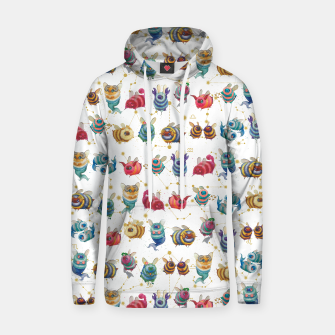 Thumbnail image of Zodiac Bees Hoodie, Live Heroes