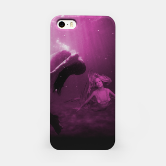 Miniatur Drowning iPhone Case, Live Heroes