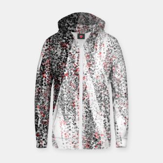 BLOODY RAIN Zip up hoodie thumbnail image
