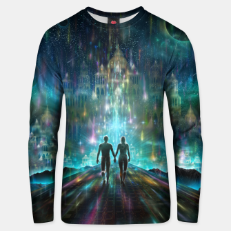 Thumbnail image of Almost Home Unisex sweater, Live Heroes