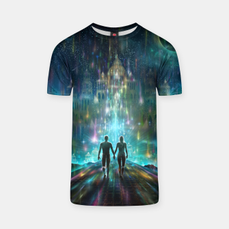 Thumbnail image of Almost Home T-shirt, Live Heroes