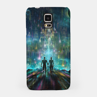 Thumbnail image of Almost Home Samsung Case, Live Heroes