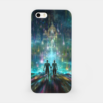 Thumbnail image of Almost Home iPhone Case, Live Heroes