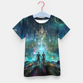 Thumbnail image of Almost Home Kid's t-shirt, Live Heroes