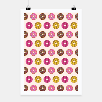 Thumbnail image of Sweet Donuts Pattern Cartel, Live Heroes