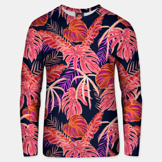 Miniature de image de Dark Tropical Unisex sweater, Live Heroes