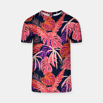 Miniature de image de Dark Tropical T-shirt, Live Heroes