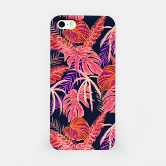 Miniature de image de Dark Tropical iPhone Case, Live Heroes