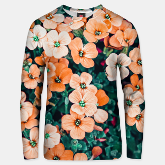 Thumbnail image of Floral Bliss Unisex sweater, Live Heroes