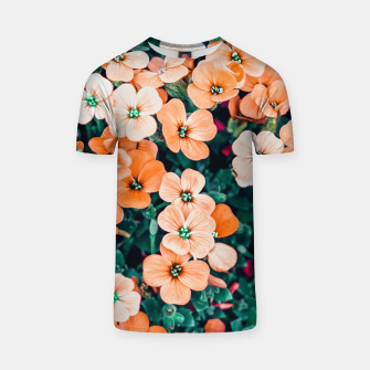 Thumbnail image of Floral Bliss T-shirt, Live Heroes