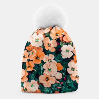 Thumbnail image of Floral Bliss Beanie, Live Heroes