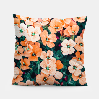 Thumbnail image of Floral Bliss Pillow, Live Heroes