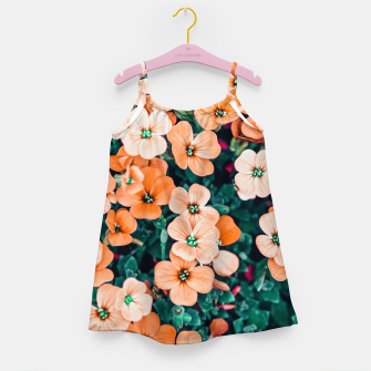 Thumbnail image of Floral Bliss Girl's dress, Live Heroes