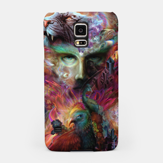 Thumbnail image of Shapeshifter Samsung Case, Live Heroes