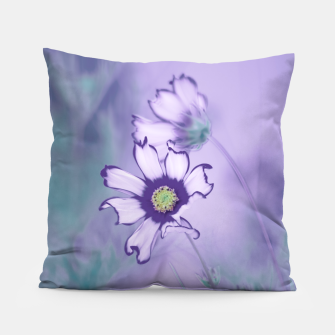 Thumbnail image of Flowerpower #1 Pillow, Live Heroes