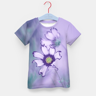 Thumbnail image of Flowerpower #1 Kid's t-shirt, Live Heroes
