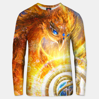 Thumbnail image of The Year of the Phoenix Unisex sweater, Live Heroes